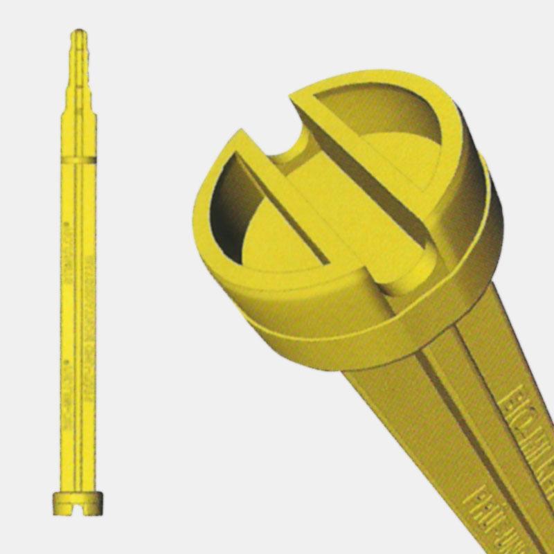 Ferramenta de montagem para teteiras de silicone Stimulor®